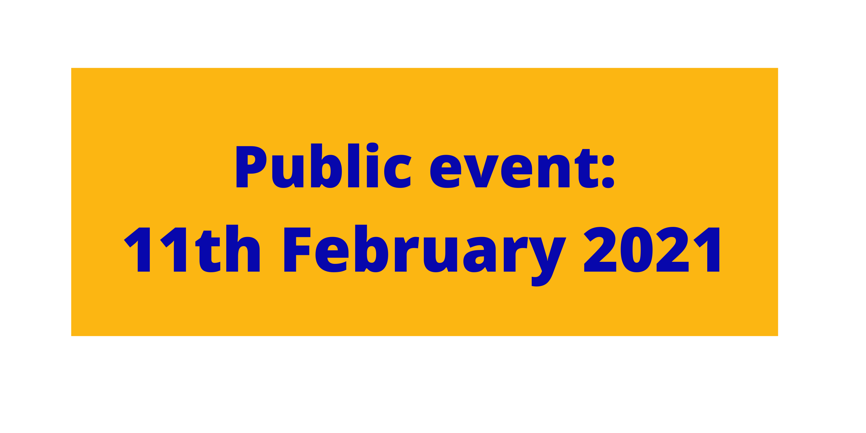 link to public event Feb 2021 page