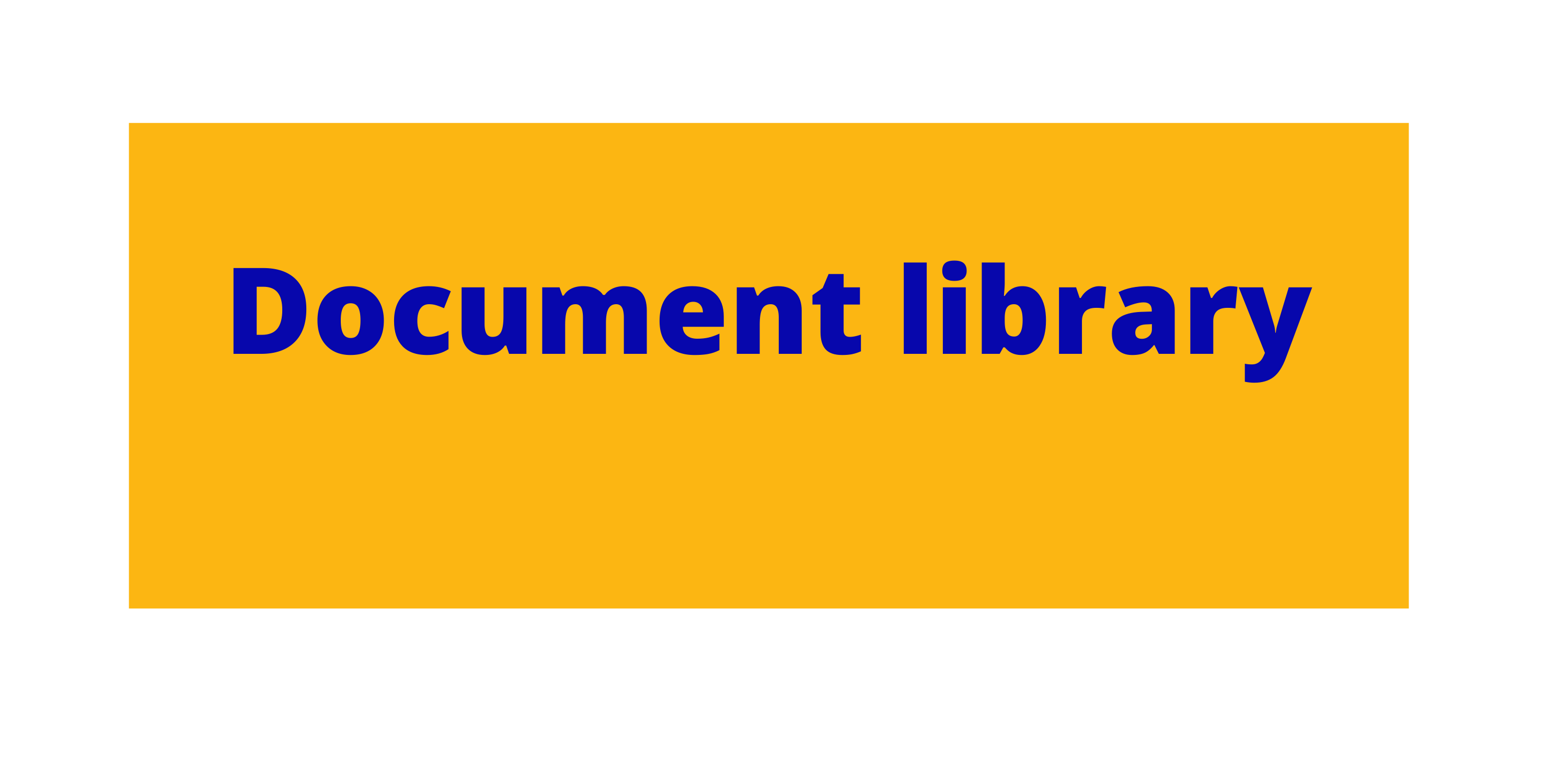 link to document library page